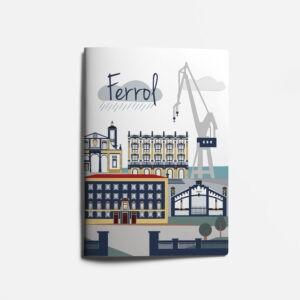 Caderno Ferrol