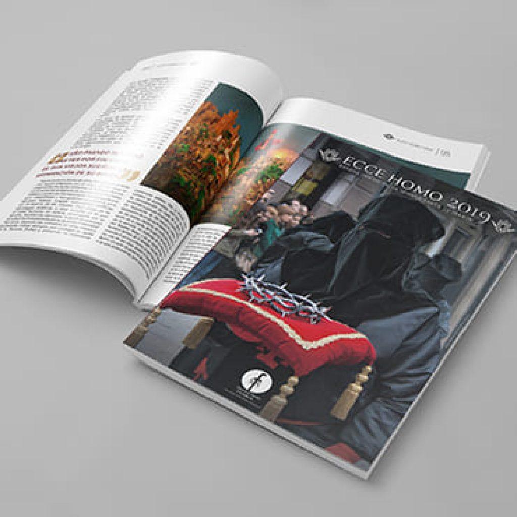 revista da semana santa ferrolana