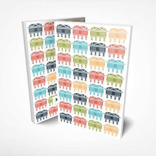 Caderno Hórreos