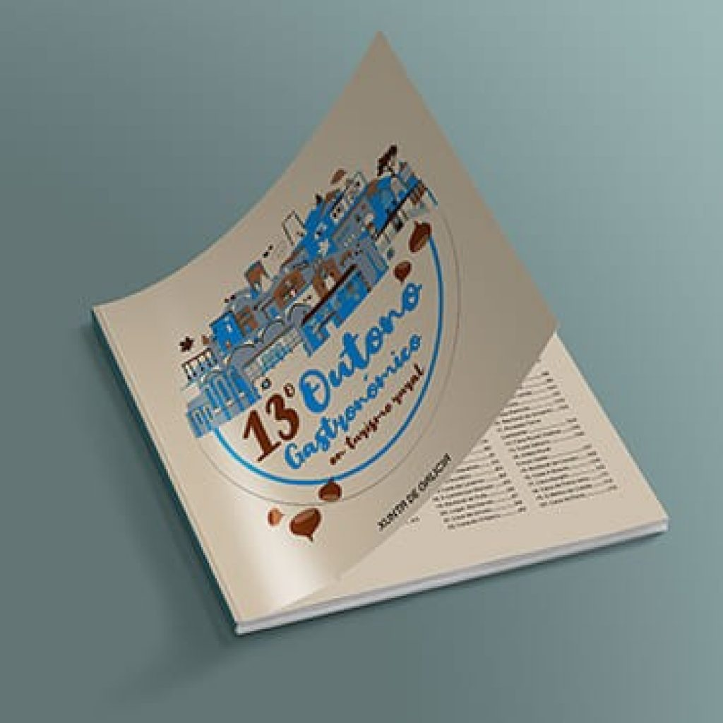 Catálogo Outono Gastronómico 2019